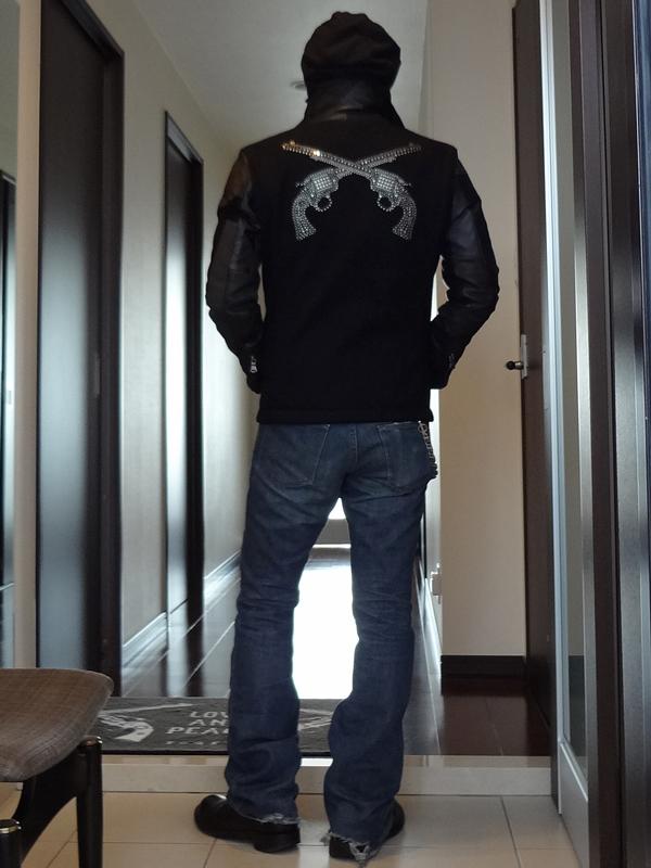 お気に入りの後ろ姿。  30歳からのメンズファッション。